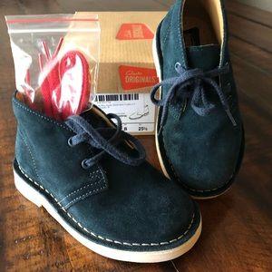 Clark's Original suede boots